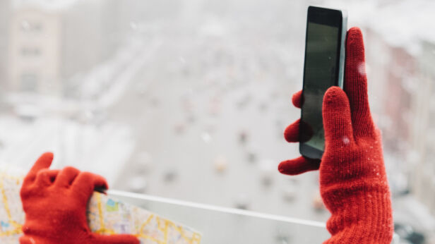 Niebezpieczne selfie Shutterstock