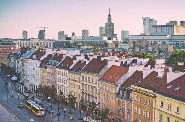 Parlamentarzyści zajmą się problemami stolicy Shutterstock