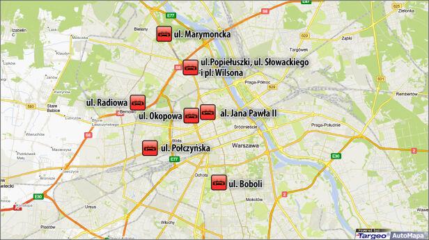 To zostaną wprowadzone priorytety dla tramwajów ZTM, graf. tvn24.pl