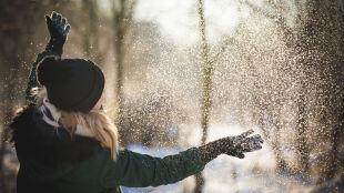 Czekają nas chwile ze śniegiem, ale weekend zapowiada się bardzo pogodnie