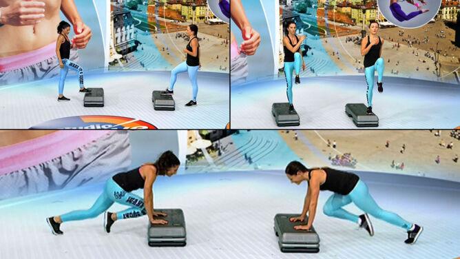 """Wzmocnij mięśnie nóg trenując ze """"Szpilkami na siłowni"""""""