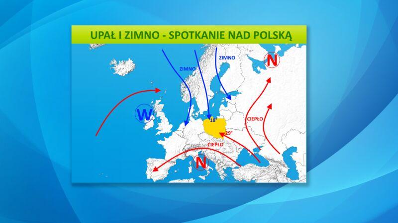 Polska będzie podzielona