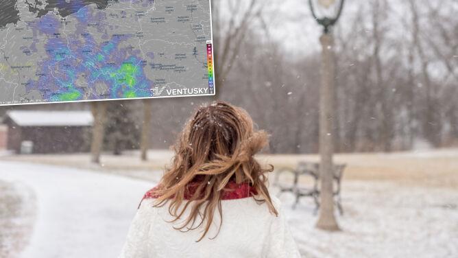 Jeszcze trochę śnieżnych chwil. Później deszcz, porywisty wiatr i nawet 13 stopni
