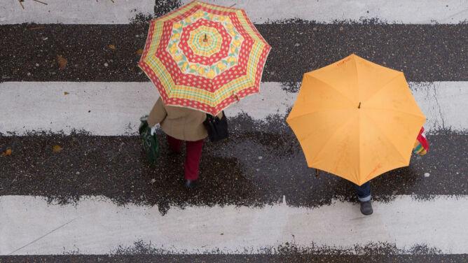 Prognoza pogody na dziś: do siedmiu stopni, miejscami deszcz i śnieg