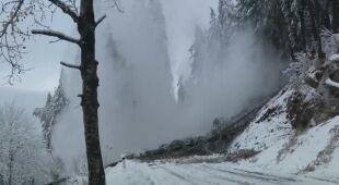W Austrii zaatakowała potężna zima
