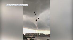 Tornado w Amsterdamie